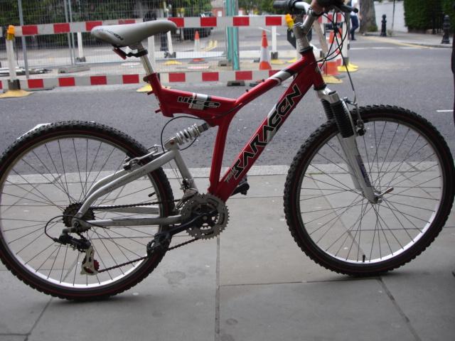 Saracen Vice London Cycle Cheap Rates London Cheap Bike Rates