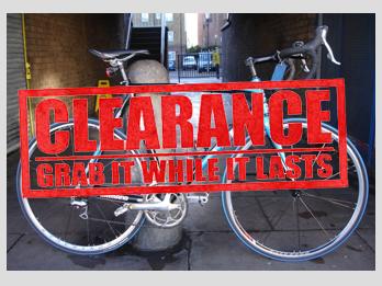 Clearance Bikes 0e67601b4