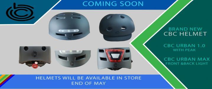 CBC Helmet